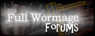 The Full Wormage Forums